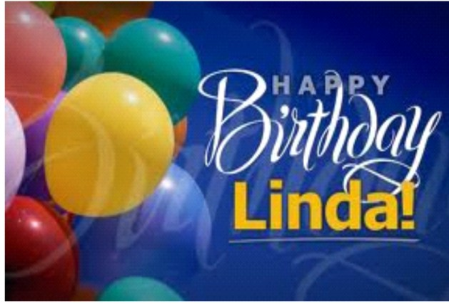 happy birthday linda on the way