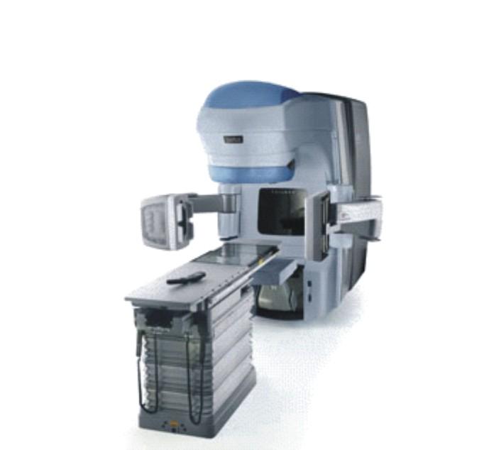 radiation machine